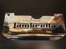 LAMBRETTA POLISHED SS SPLASH PLATE